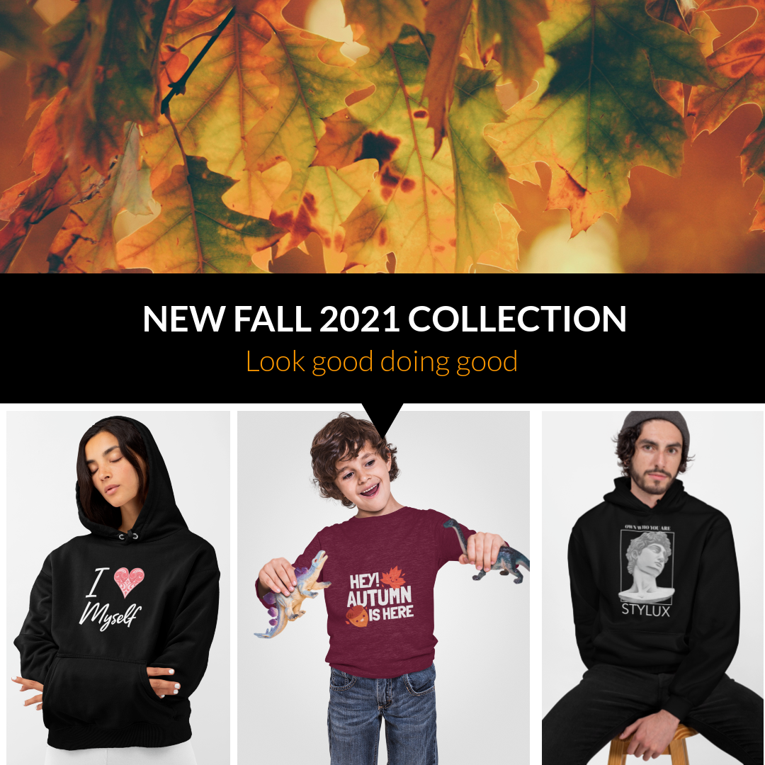 NEW FALL 2021 COLLECTION
